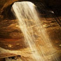 Sang Chan Waterfall , Ubon Ratchathani, Thailand